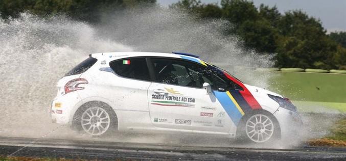 Definito il programma di Fabio Andolfi e Giuseppe Testa nel Mondiale Rally 2015. Confermati i sei appuntamenti del Mondiale Rally Junior