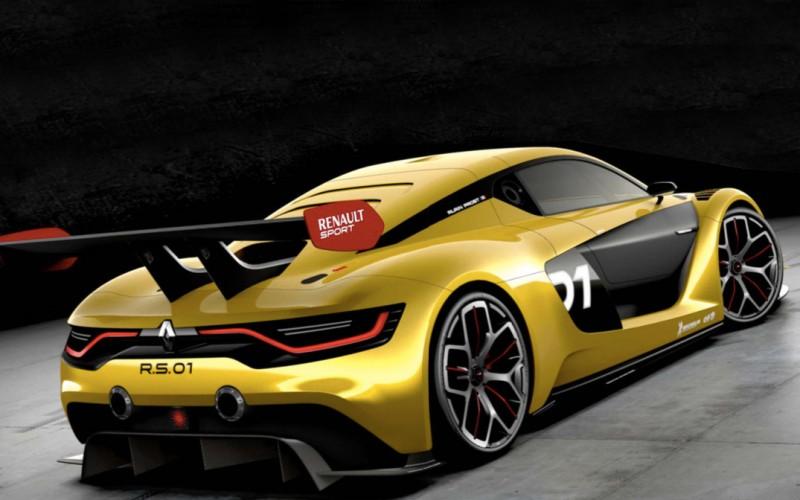 Dallara ha sviluppato in collaborazione con Renault la nuova, bellissima RS01