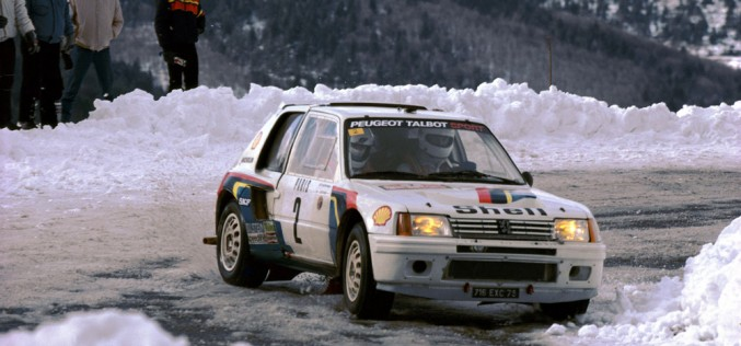 "Rally di Montecarlo 1985: la 205 Turbo 16 e la rimonta ""impossibile"""