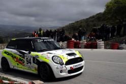 Oronzo Montanaro e Nicola Novaglio saranno al via del Campionato Italiano Velocità Montagna con le MINI Cooper S