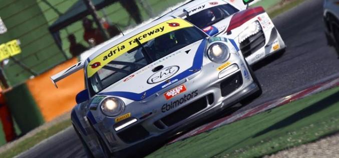 TommyMainoin GT Cupcon la Porsche 997 diEbimotors