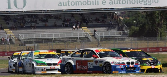 Cambio di data per la tappa di Monza nel calendario 2015 del CITE