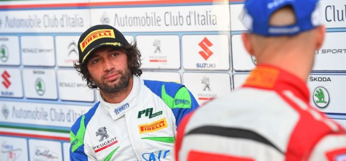 Grandi manovre in vista del Campionato Italiano Rally 2015