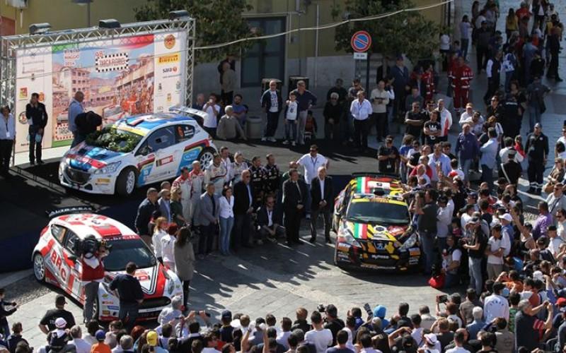 La 99^ Targa Florio si corre Giovedì 28, Venerdì 29 e Sabato 30 maggio 2015