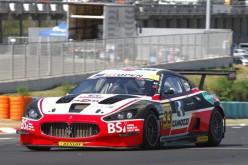 La Maserati Granturismo MC GT3 dello Swiss Team approda al Campionato Italiano Gran Turismo
