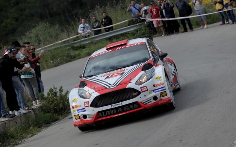 BRC conferma l'impegno nel Campionato Italiano Rally 2015