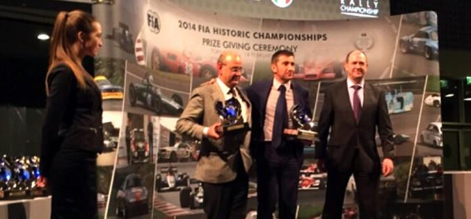 Da Zanche premiato dalla FIA per l'alloro Europeo