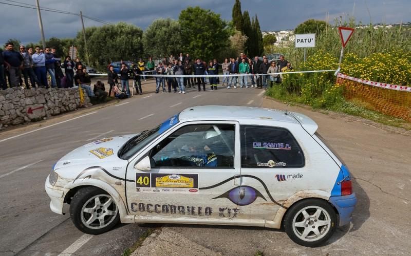 Il Rally Città di Casarano scalda i motori e prepara interessanti novità