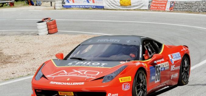 La Ferrari 458 per la prima volta al Master Drivers in Umbria