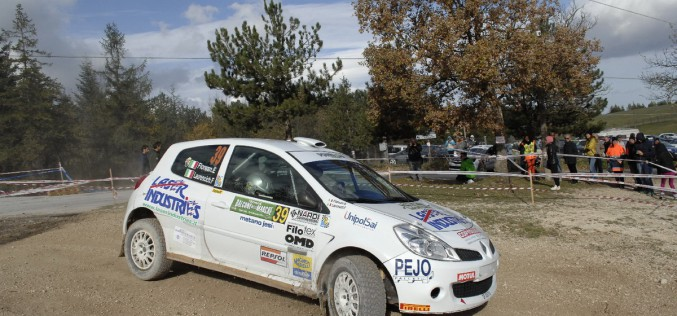 Quattro pedine per Power Car Team al Valtiberina