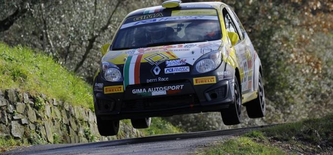 Pistoia Corse e Luca Panzani secondi assoluti al Rally del Carnevale