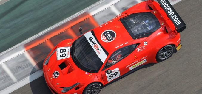 Villorba Corse con la 458 e Mezard nel GT Sports Club 2015