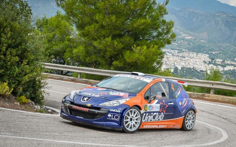 Casarano Rally Team conquista per il quarto anno consecutivo il titolo di miglior scuderia nel campionato automobilistico interregionale