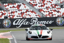 Disegna la tua Safety Car Alfa Romeo 4C