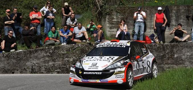 La 39a edizione del Rally 1000 Miglia sarà uno show a trecento sessanta gradi
