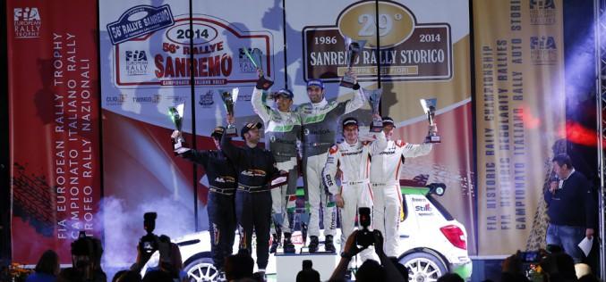 62° Rallye Sanremo. Tutto pronto per accogliere i campioni da tutta Europa
