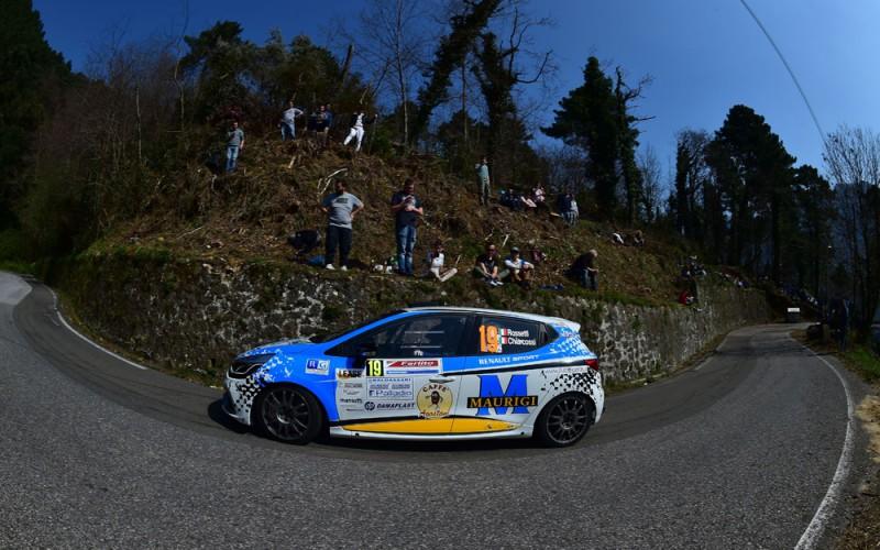 Rossetti e Promo Sport Racing al Rally 1000 Miglia per cercare il riscatto