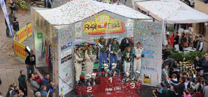 """Rallye Elba """"Internazionale"""" anno secondo: apre il Campionato Ircup 2015"""