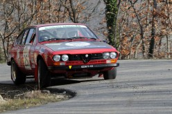 Settimo round del Tricolore al Rally Due Valli Historic