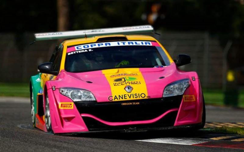 Enrico Bettera e la Renault Megane Cup nel CIVM 2015