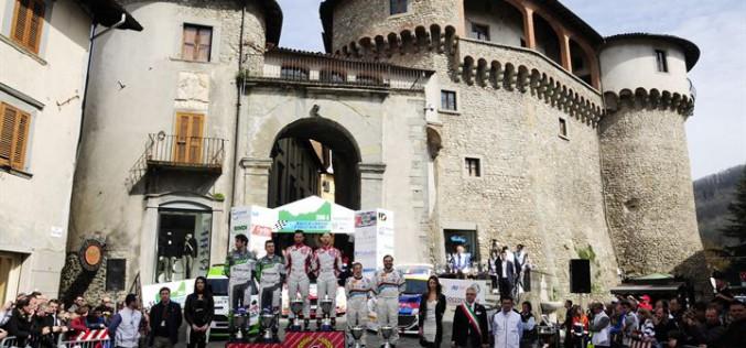 38° Rally Il Ciocco e Valle del Serchio: Il Tricolore parte alla grande da Forte dei Marmi con 92 Iscritti