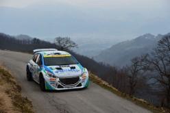Alessandro Perico e Mauro Turati su Peugeot T16 R5 vincono il 38° Rally Il Ciocco e Valle del Serchio