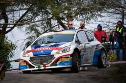 Rally del Ciocco nel segno della 208 T16