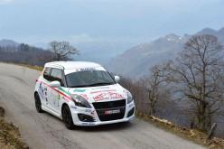 Suzuki Rally Trophy, al Rally del Ciocco è Claudio Gubertini a svettare