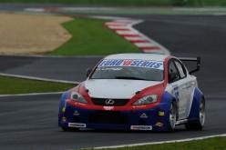 Mauro Nocentini pronto a schierare la Lexus nel Turismo Endurance