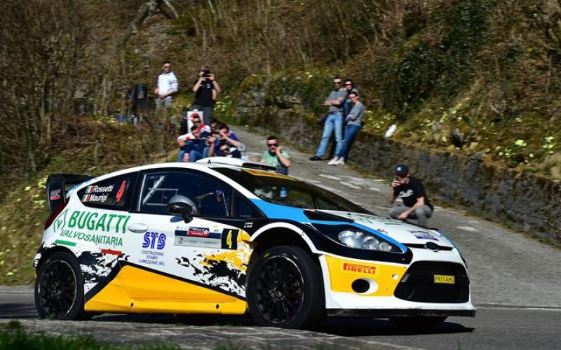Luca Rossetti e Ivan Maurigi, Ford Fiesta WRC vincono il 39° Rally 1000 Miglia