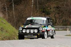 Trofeo A 112 Abarth: in diciassette al via del Vallate Aretine