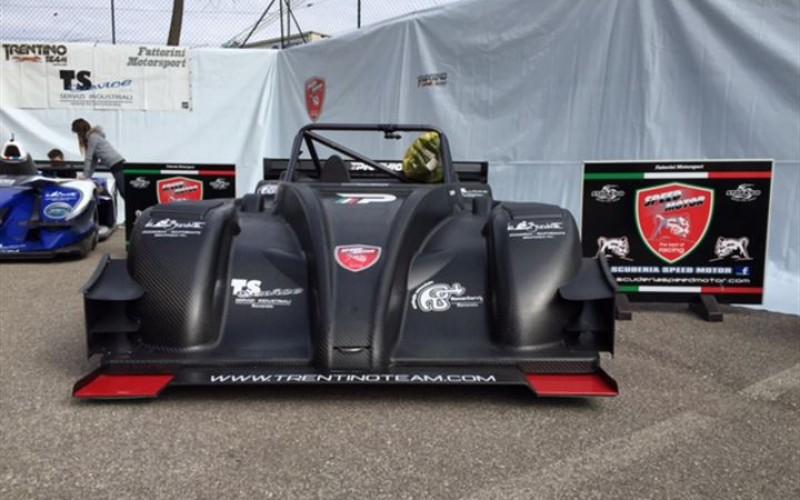 Con il Team Trentino presentata la Picchio P4