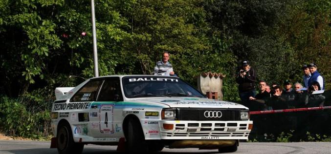 Ad Arezzo inizia il 2015 della Balletti Motorsport