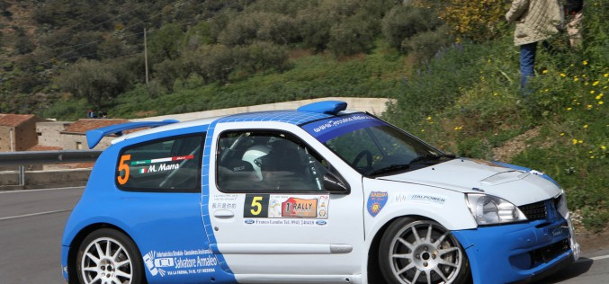 Ottantaquattro iscritti al Rally Torri Saracene