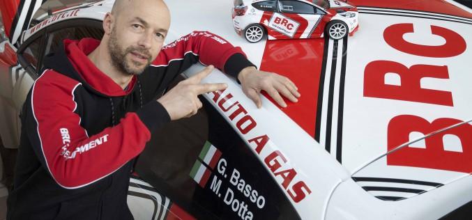 Giandomenico Basso e BRC insieme anche per il 2015