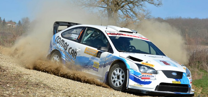 9° Citta' di Arezzo Ronde Valtiberina: vittoria per Cobbe-Turco su Ford Focus WRC
