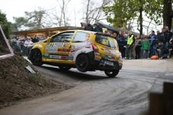 Luca Panzani nel Tricolore Rally: al Ciocco un avvio sofferto