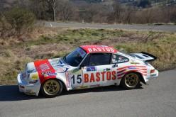 """Avvio stagionale sul podio per DB Motorsport: De Bellis e la Porsche terzi assoluti al 5° Historic Rally """"Vallate Aretine"""