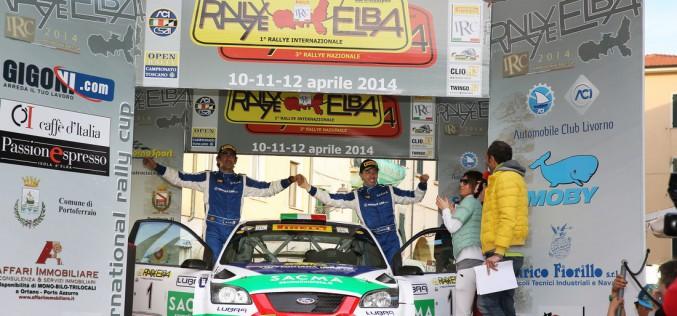 Aperte le iscrizioni del 2° Rallye Elba Internazionale