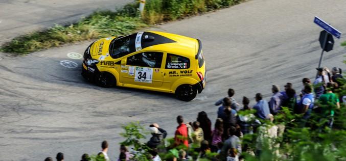 Il 33° Rally Degli Abeti e dell'Abetone sarà' il 6 e 7 Giugno