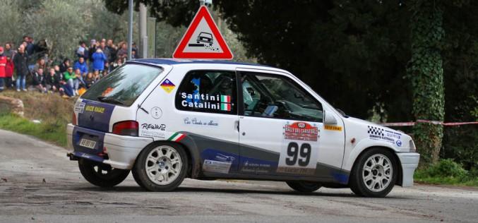 Avvio ad alta intensità per Il 10° Trofeo Rally Automobile Club Lucca