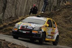 Pistoia Corse tra luci ed ombre al Rally del Ciocco