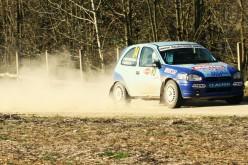 """Pistoia Corse nella """"top ten"""" del Rally Della Serenissima con Alessio Mencherini"""