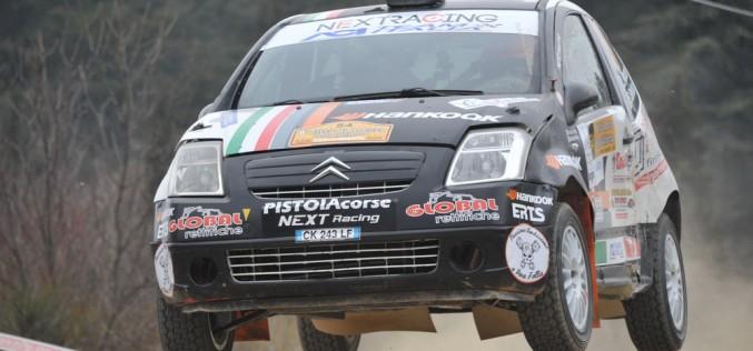 Luca Panzani a podio anche in Valtiberina