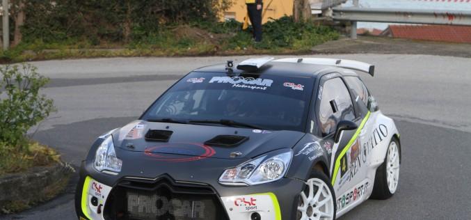 Vittoria di Pollara – Princiotto su Citroen DS3 R5 al Rally Torri Saracene