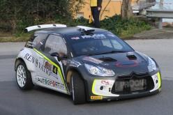 Procar Motorsport vince in Sicilia con la Citroën DS3 R5