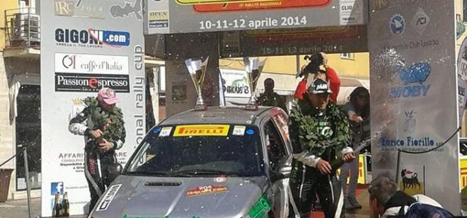 Il Rallye Elba e il Trofeo Rally Nazionali di IV zona