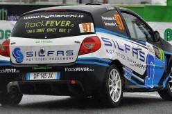 Continua nel 2015 la collaborazione tra l'equipaggio composto da Luca Armando e Nicoletta Ferrando con Silfas e il team Officina T-Engineering