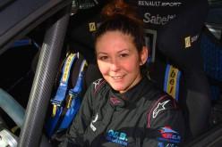 Corinne Federighi pronta al debutto nel Campionato Italiano Rally 2015