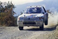 28 marzo 1985: L'operazione C15 sbarca in Italia, la 205 T16 debutta nel tricolore rally